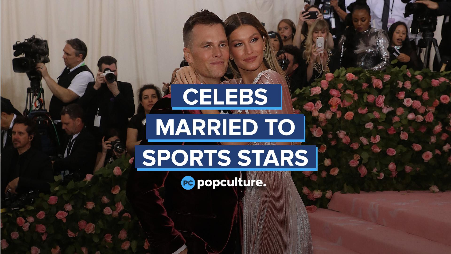 Celebrities Who Married Sports Super Stars screen capture