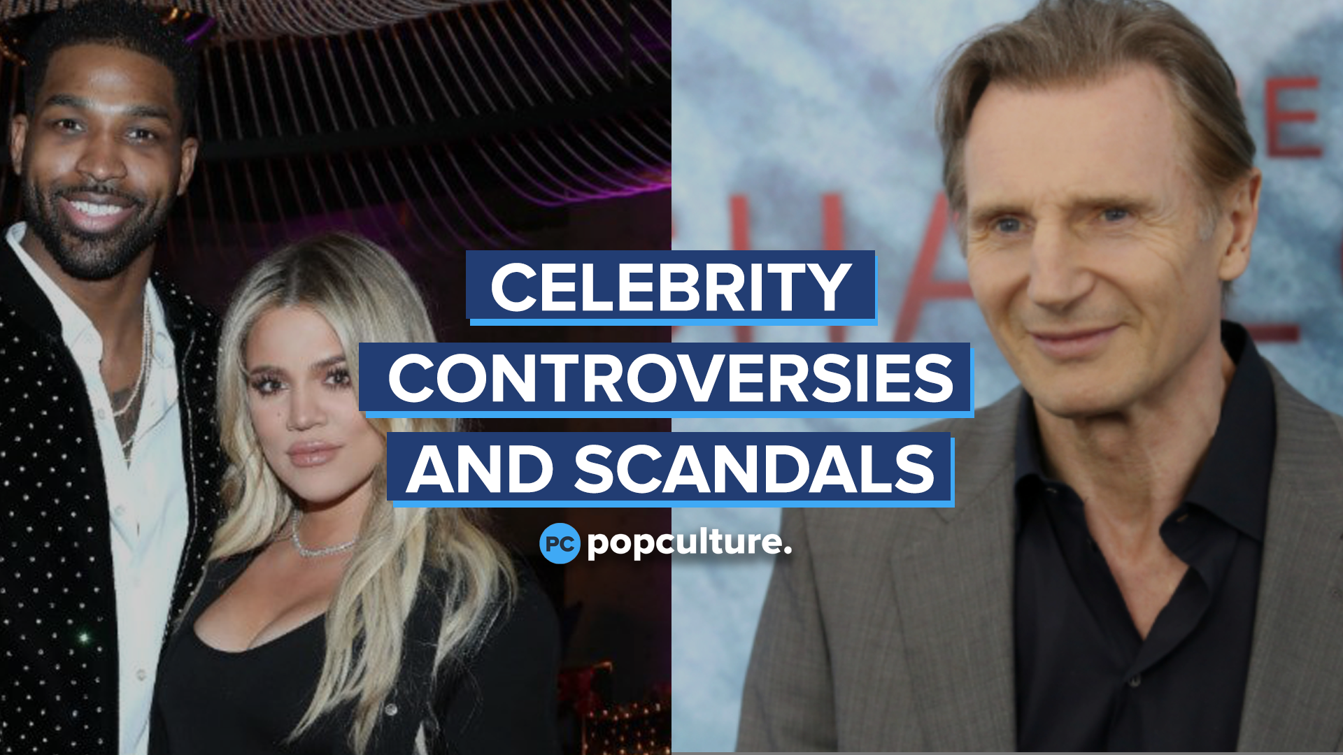 Celebrity Controversies and Scandals screen capture