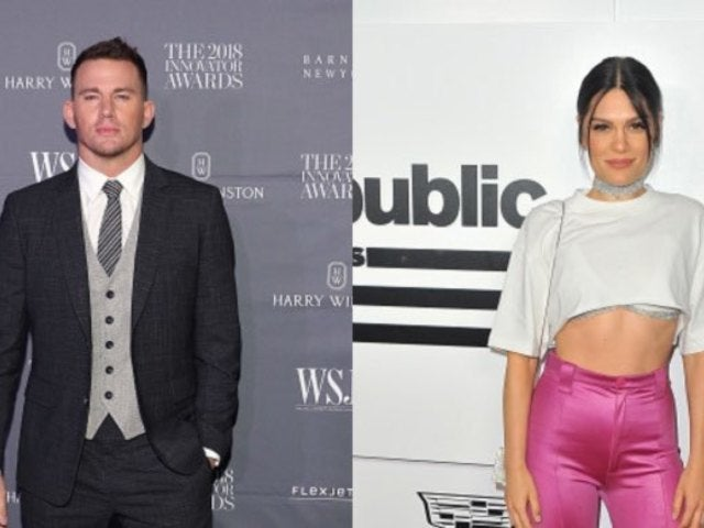 Channing Tatum and Jessie J Spotted Shopping With His Daughter Following Reported Split