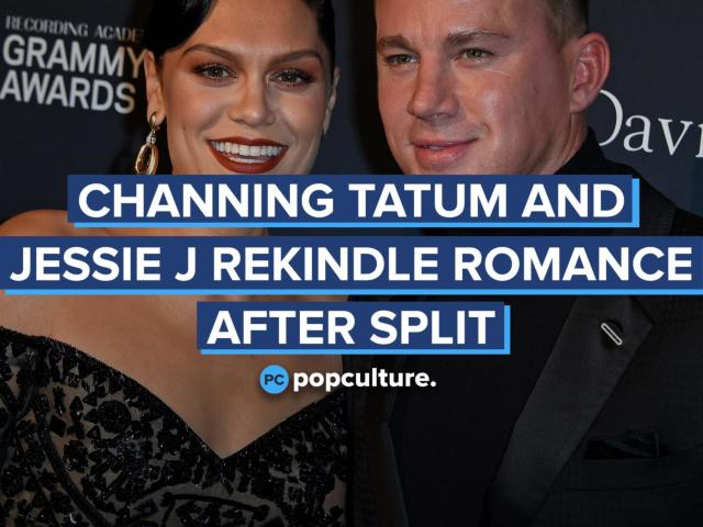 Channing Tatum and Jessi J Rekindle Romance After Split