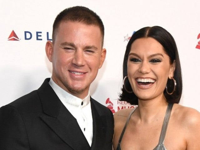 Channing Tatum and Jessie J Split, Again