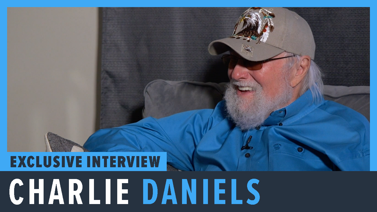 Charlie Daniels - Exclusive PopCulture.com Interview screen capture