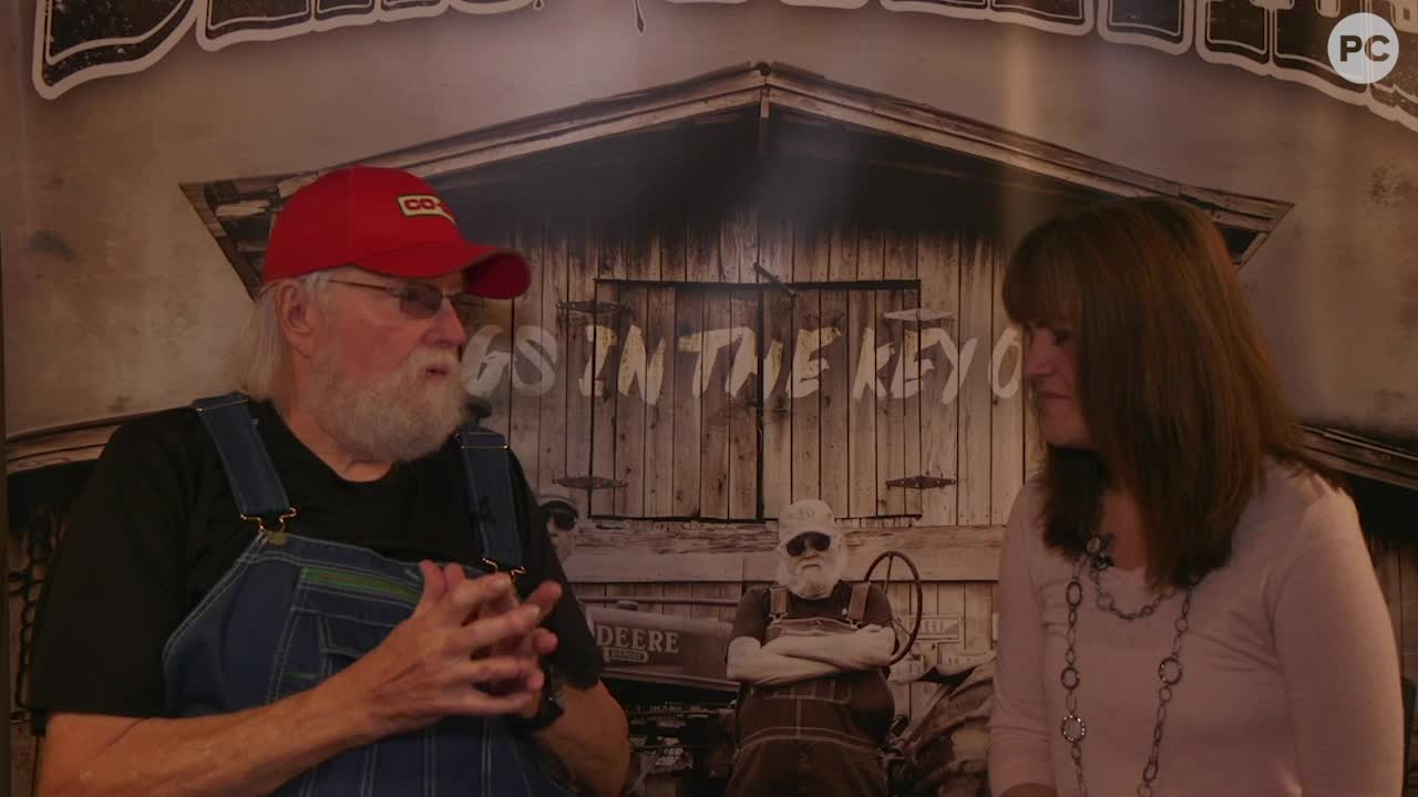 Charlie Daniels - Exclusive PopCulture Interview screen capture