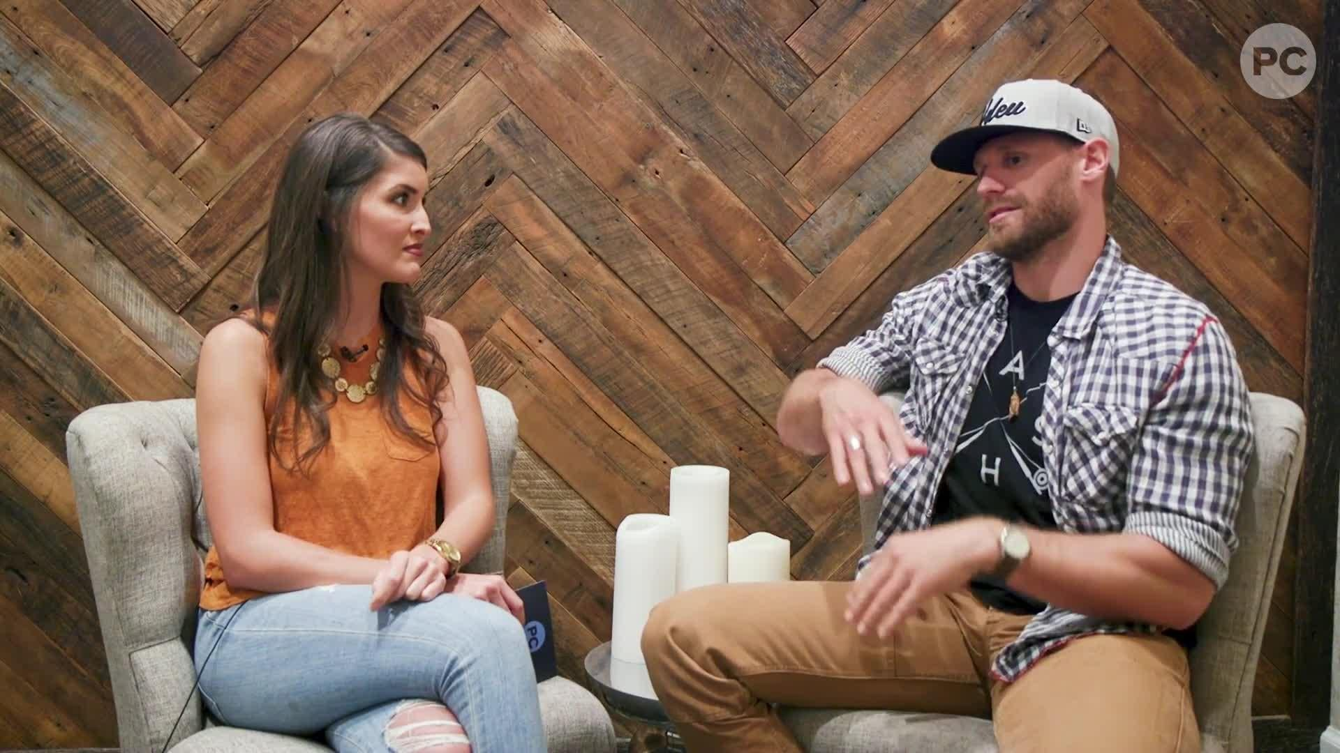 Chase Rice - PopCulture Exclusive Interview screen capture
