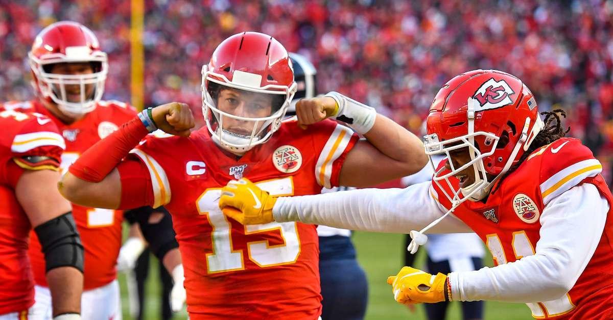 Chiefs reveal Super Bowl 2020 jerseys fans pumped