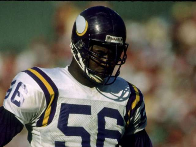 NFL Hall of Famer Chris Doleman Dead at 58