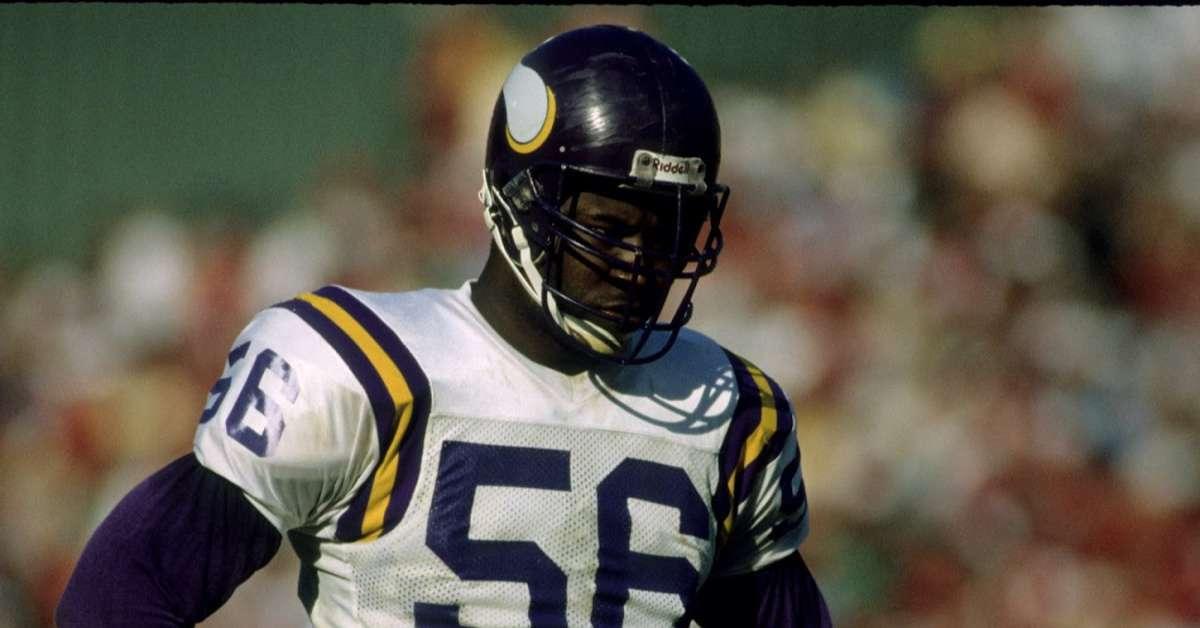 Chris Doleman NFL Hall of Famer Dead 58