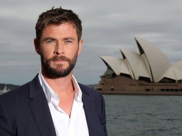 Chris Hemsworth Donating $1 Million to Fight Australian Bushfires