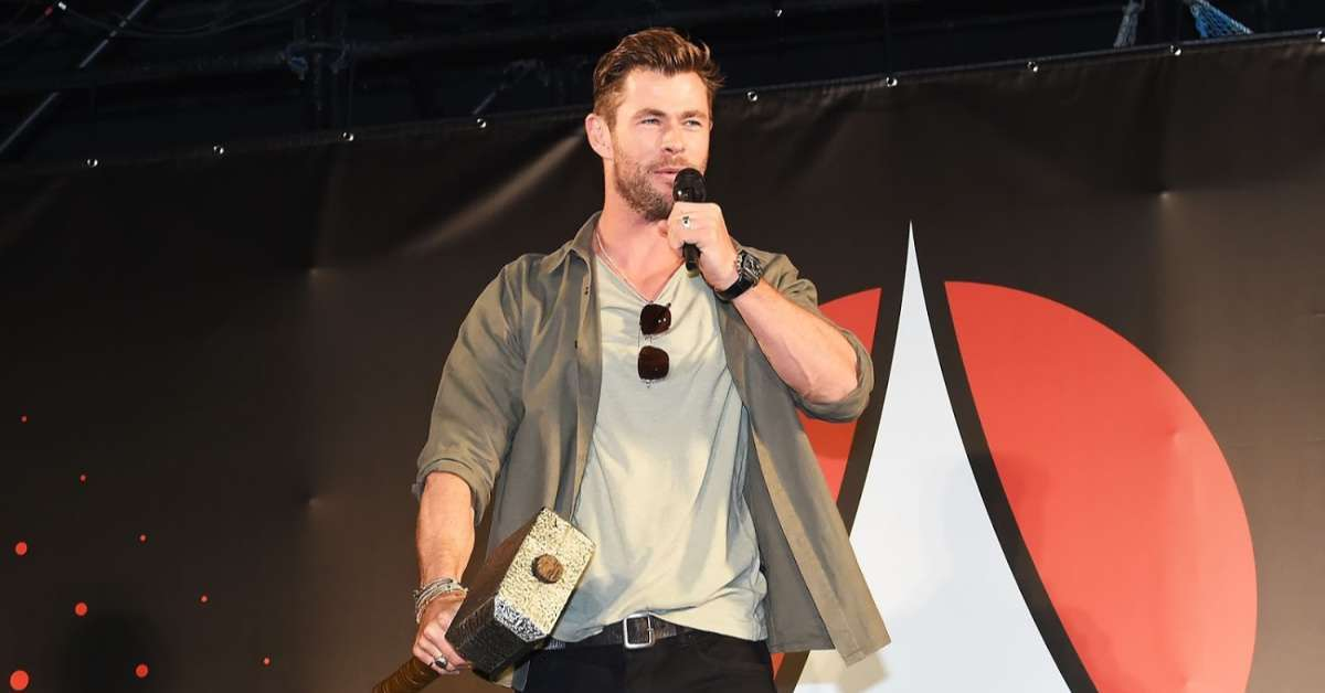 Chris Hemsworth wins fantasy football league avengers