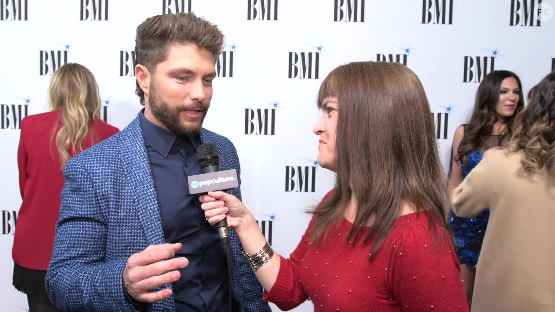 Chris Lane - 2019 BMI Awards screen capture