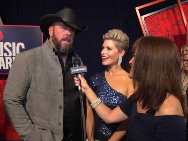Chris Sullivan - 2019 CMT Awards Red Carpet Exclusive