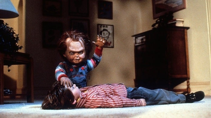 chucky child's play getty images