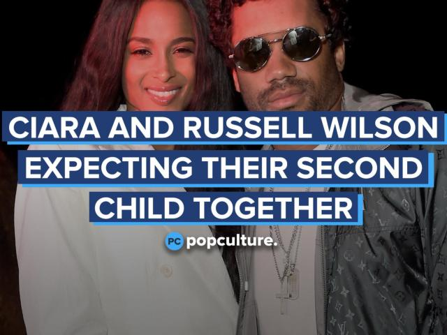 Ciara and Russell Wilson Expecting Their Second Child Together