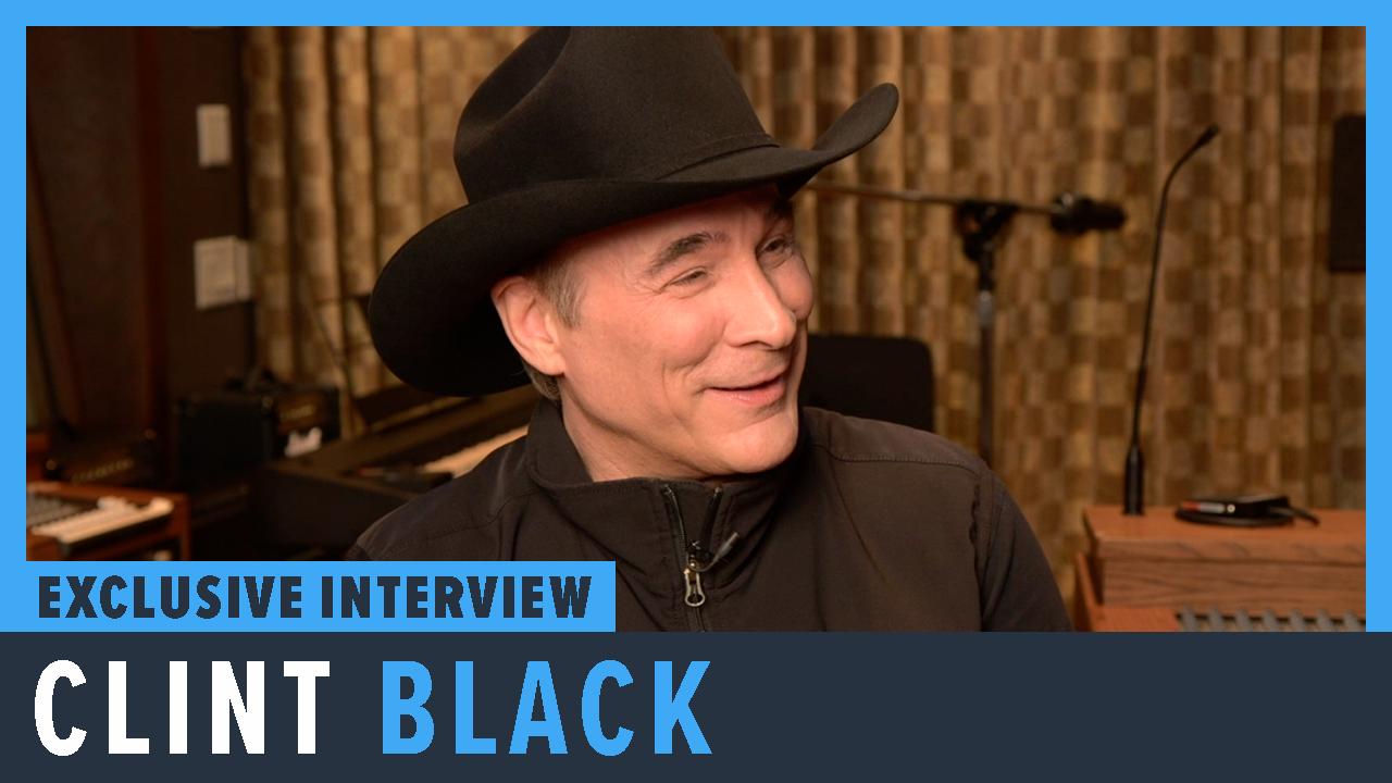 Clint Black Talks