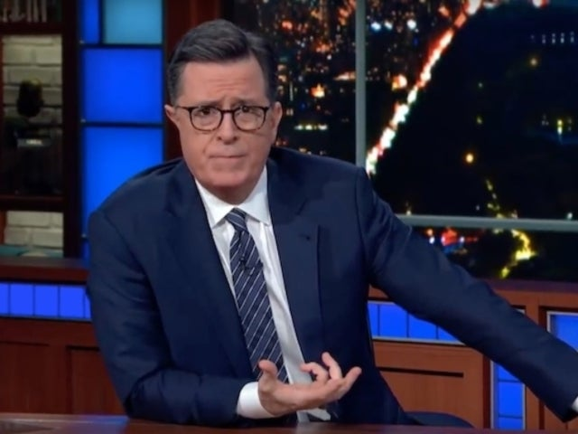 Donald Trump Mocked by 'Late Show' Host Stephen Colbert After Not Realizing Camera Was Filming Before and After Coronavirus Speech