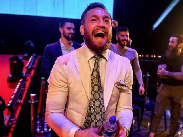 Conor McGregor Back on US Soil for Cowboy Cerrone Fight at UFC 246