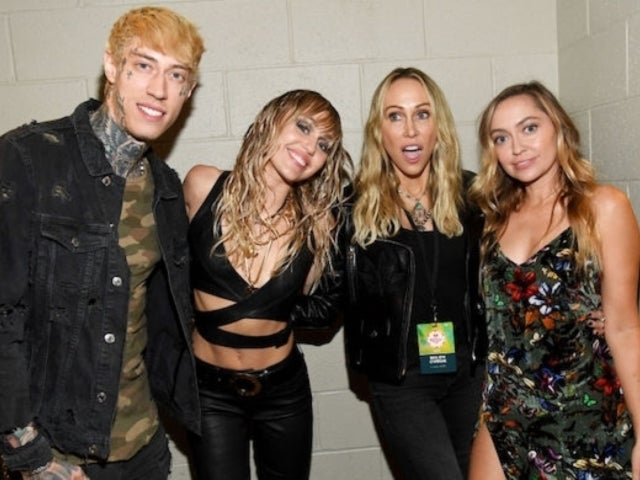 Miley Cyrus' Brother Trace 'Thankful' for Sister After Ending Engagement to Taylor Lauren Sanders