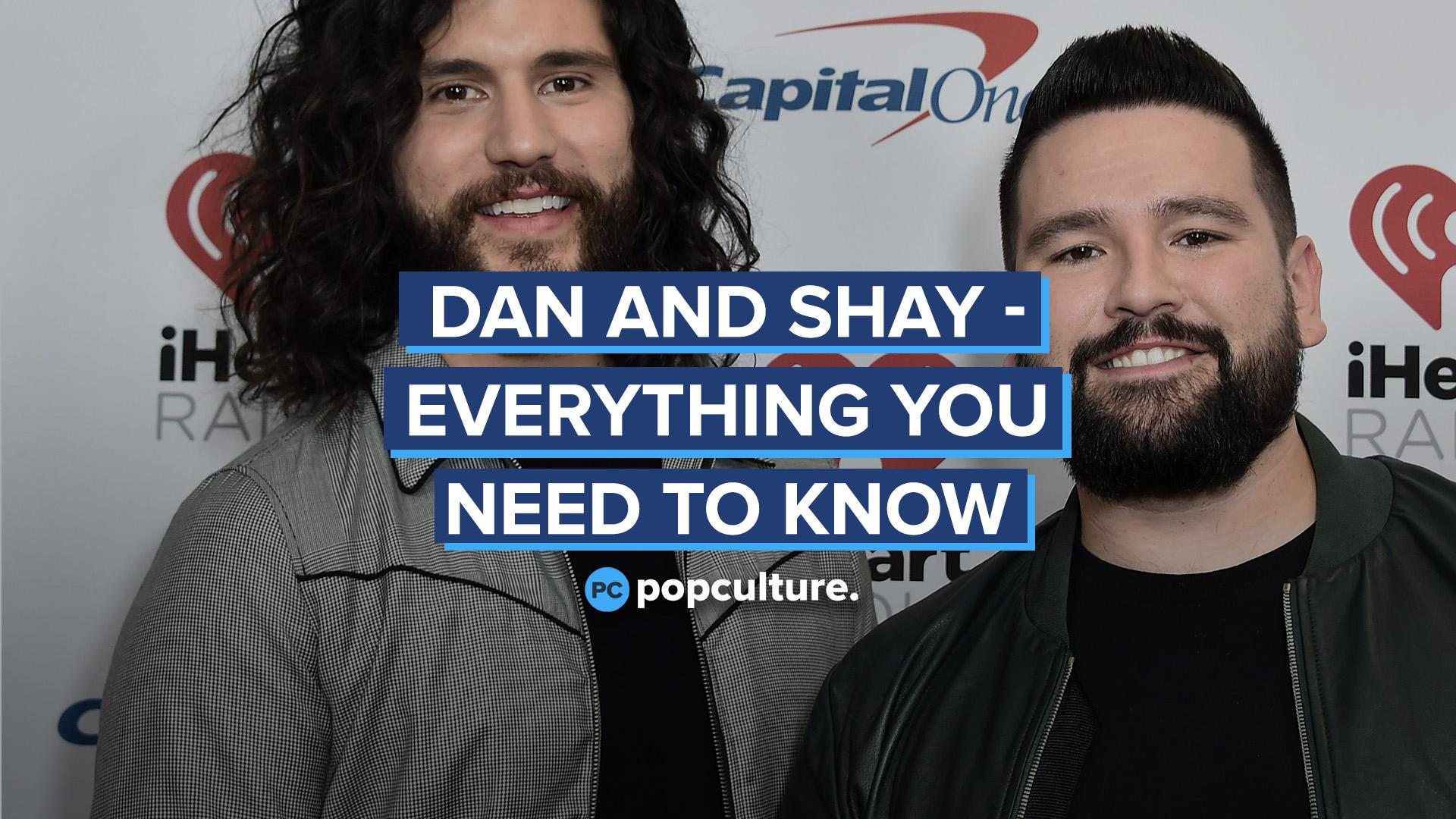 Dan & Shay - Everything You Need to Know screen capture