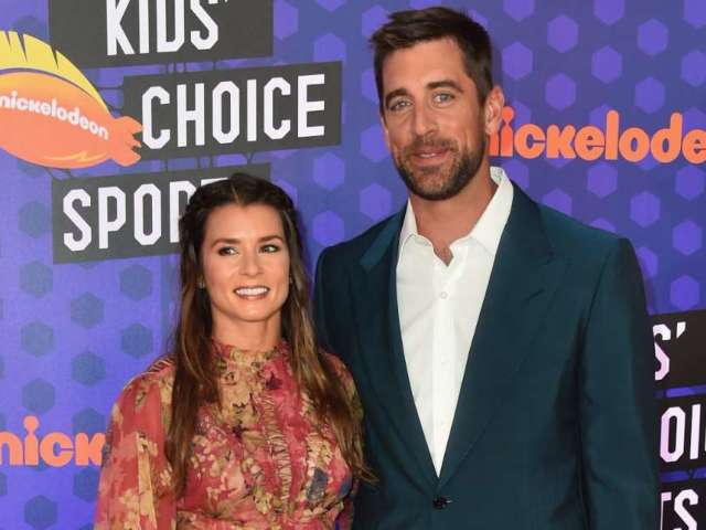 Danica Patrick Releases Podcast Interview With Aaron Rodgers, Reveals Why She Was 'Nervous' About It