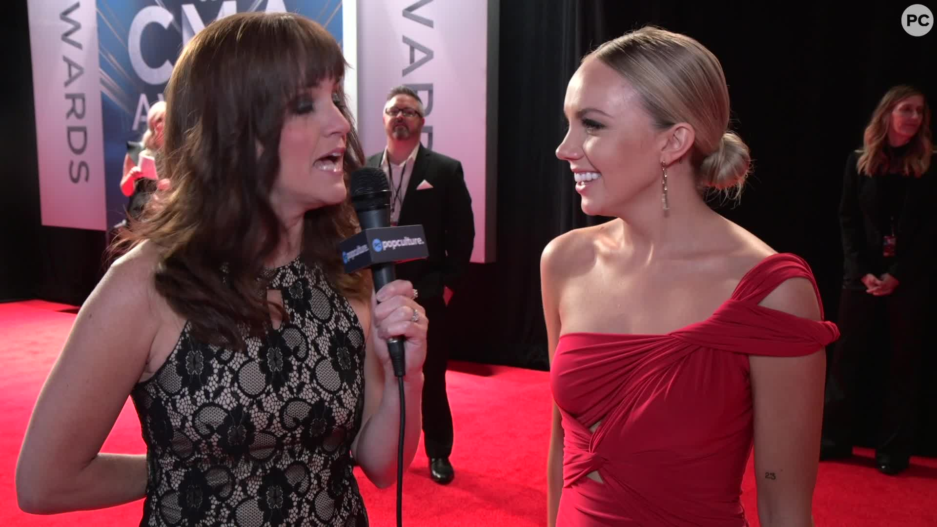 Danielle Bradbery - 2019 CMA Awards screen capture