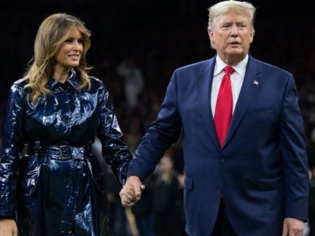 Melania Trump Ripping Her Hand From Husband Donald Sparks All Kinds of Reactions From Social Media