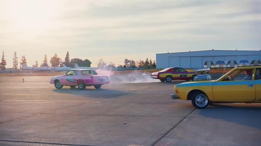 Doritos Super Bowl Commercial - Chance the Rapper x Backstreet Boys screen capture