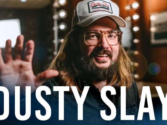 Dusty Slay - PopCulture.com Exclusive Interview