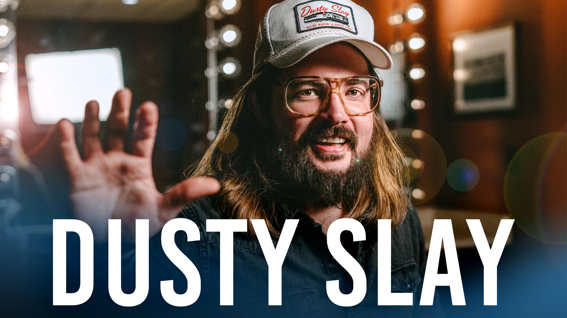 Dusty Slay - PopCulture.com Exclusive Interview screen capture