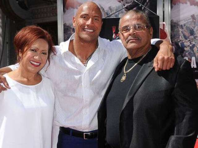 Dwayne 'The Rock' Johnson Speaks out About Dad Rocky Johnson's Death