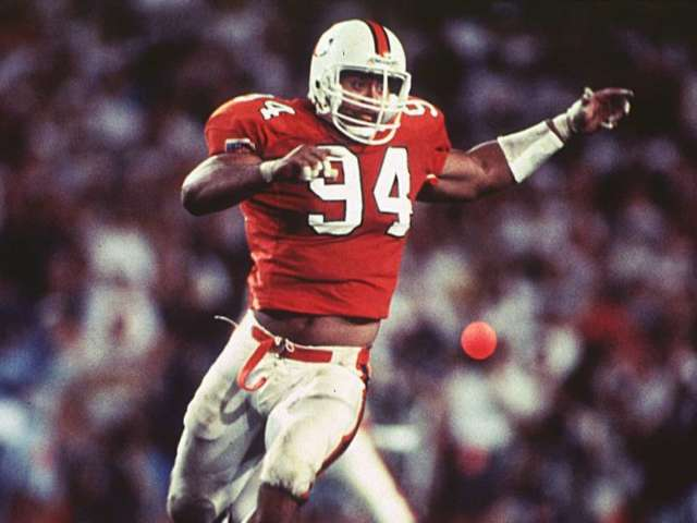 Dwayne 'The Rock' Johnson: What to Remember About the 'Jumanji' Star's Football Career