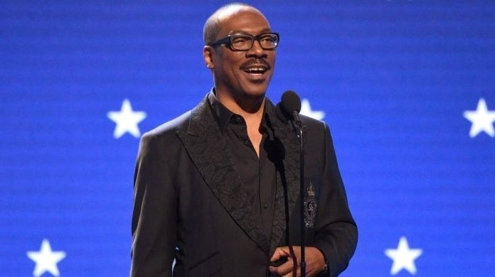 eddie murphy getty images critics choice