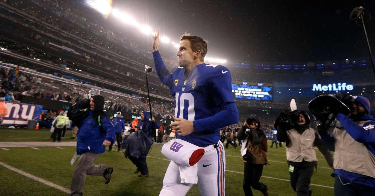 Eli Manning to retire NFL