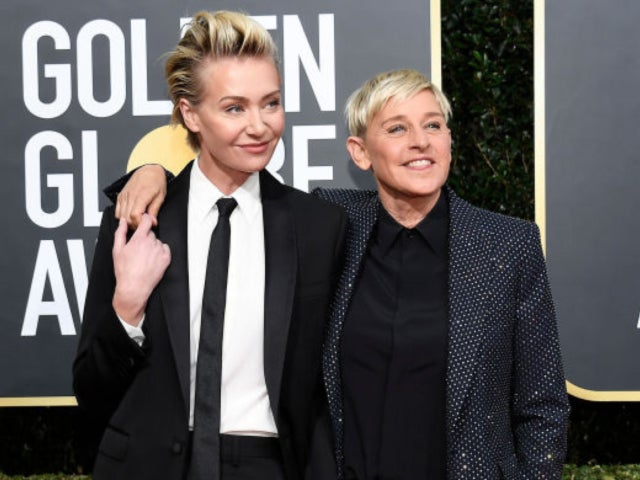 Golden Globes 2020: Portia De Rossi's New Hairdo Sets Twitter on Fire With Comments From Ellen Fans
