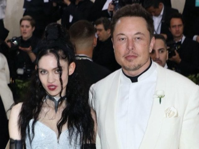 Grimes Shares Video of Elon Musk Cradling Newborn Son X AE A-12