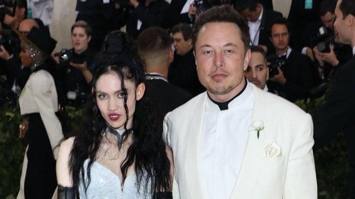 Elon Musk and Grimes-2