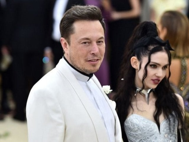 Elon Musk Shares First Photo of His and Grimes' Newborn Son