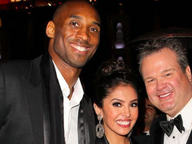 'Modern Family' Star Eric Stonestreet Recalls Moment Kobe Bryant Visited Set of ABC Series