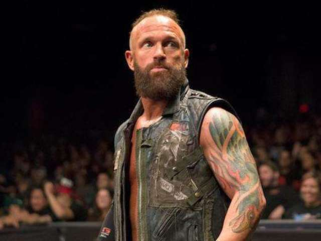 WWE's Eric Young Proudly Showed off His Nashville Predators Fandom Over the Holidays