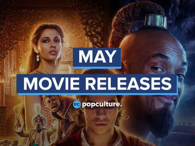 Everything Coming to Theaters in May 2019