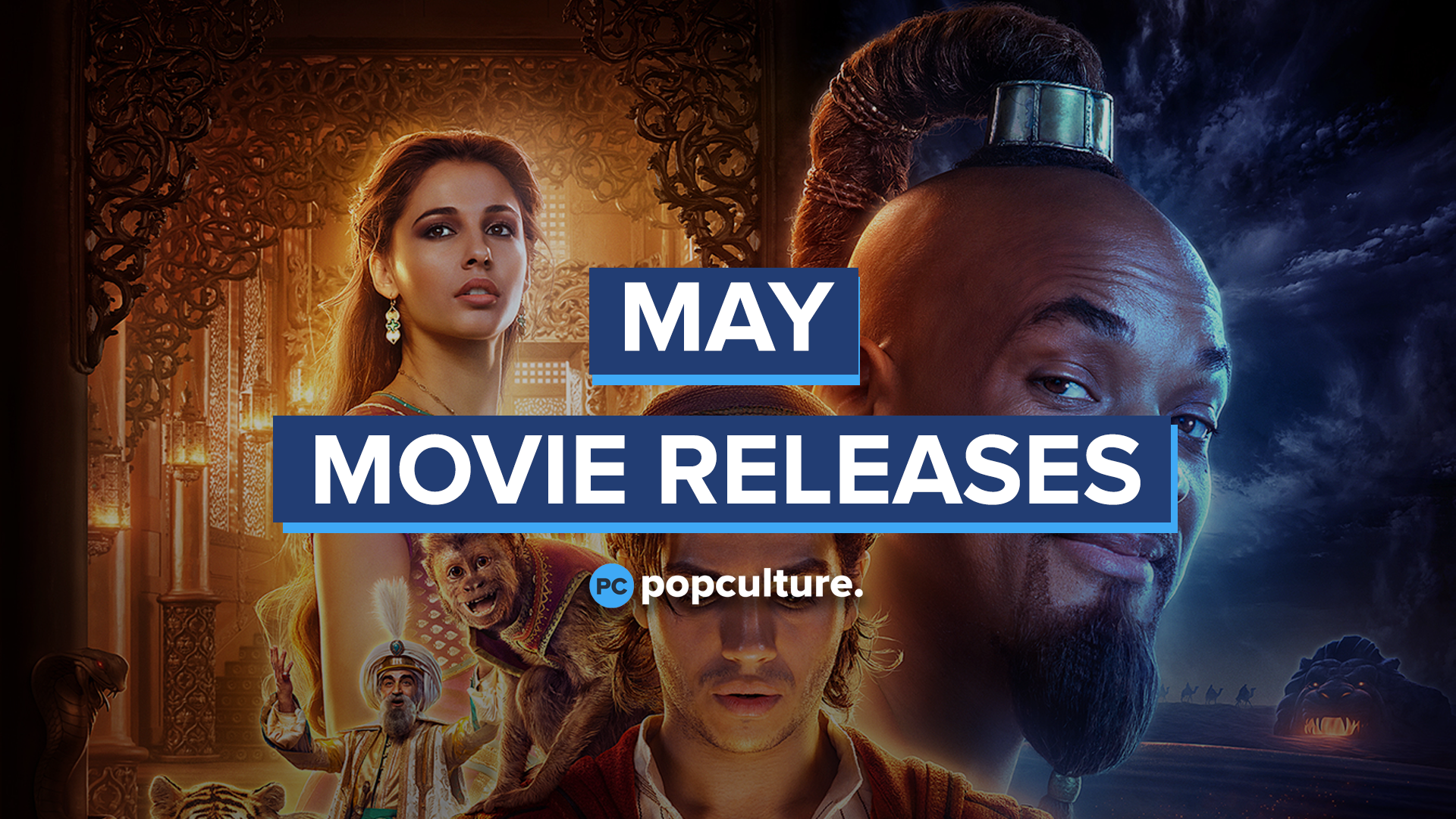 Everything Coming to Theaters in May 2019 screen capture