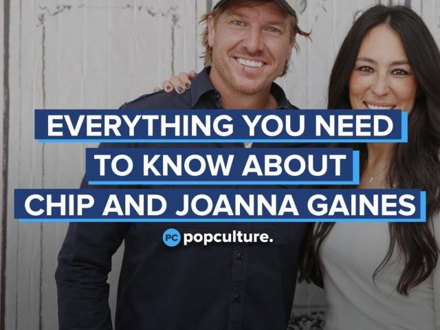 Everything You Need to Know About Chip and Joanna Gaines