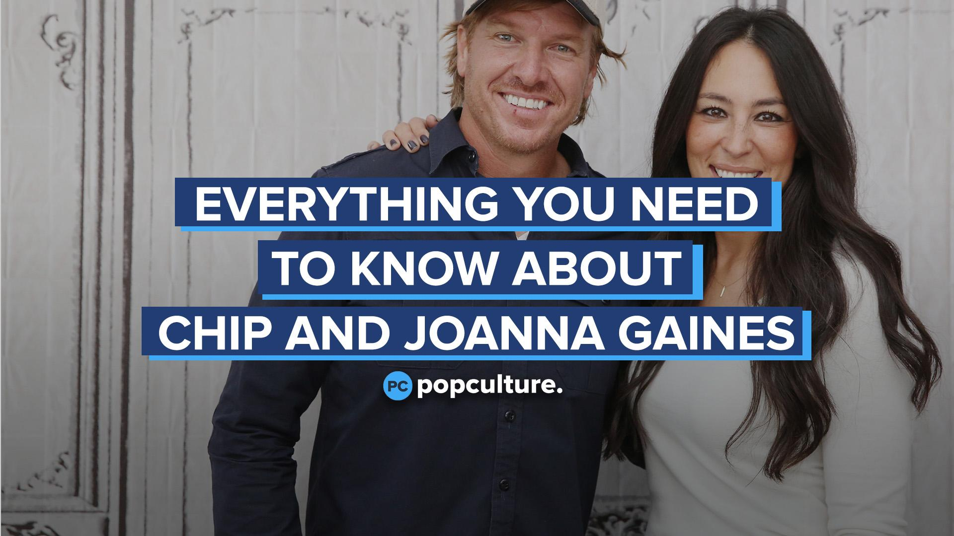Everything You Need to Know About Chip and Joanna Gaines screen capture