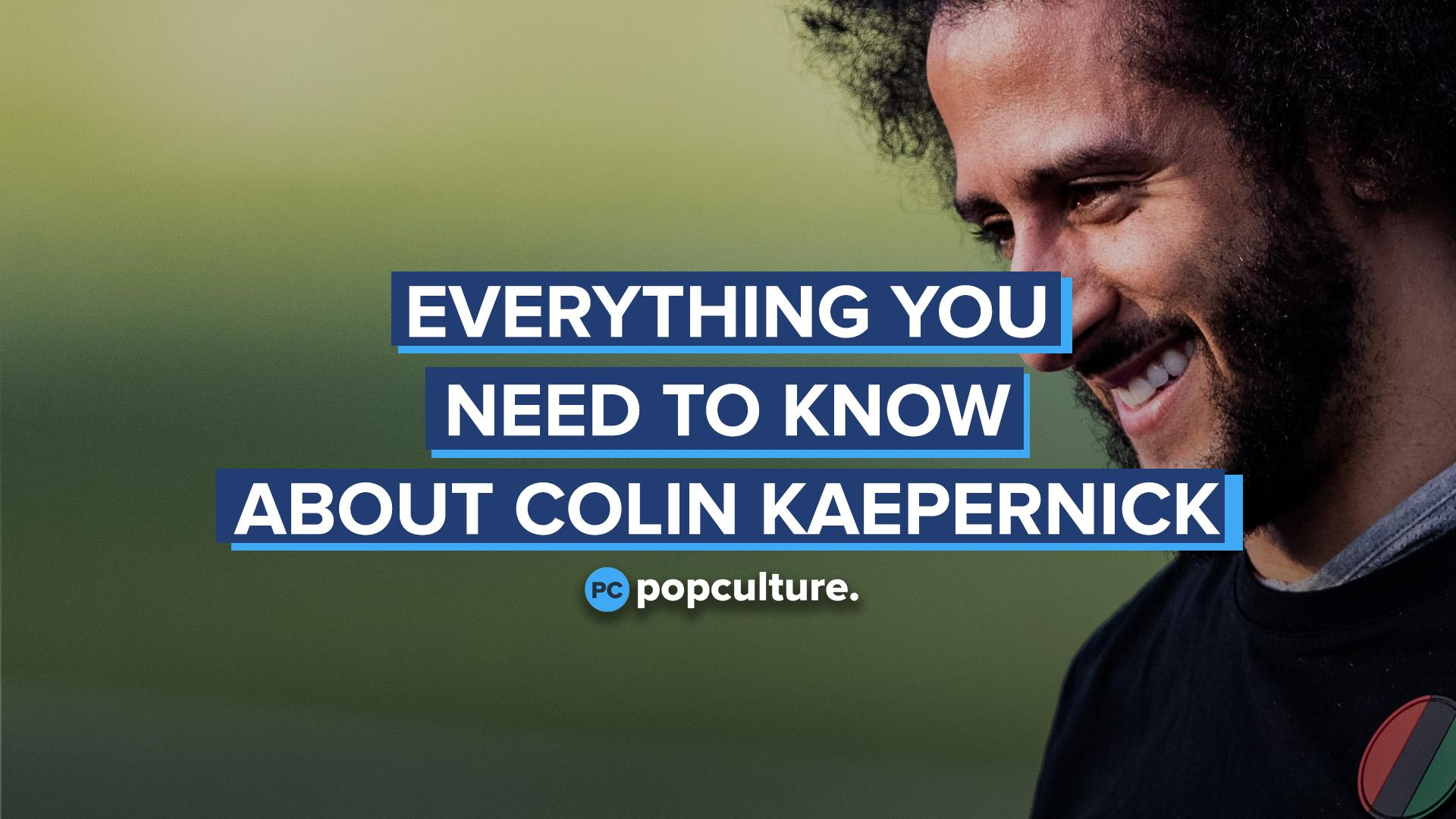 Everything You Need to Know About Colin Kaepernick screen capture
