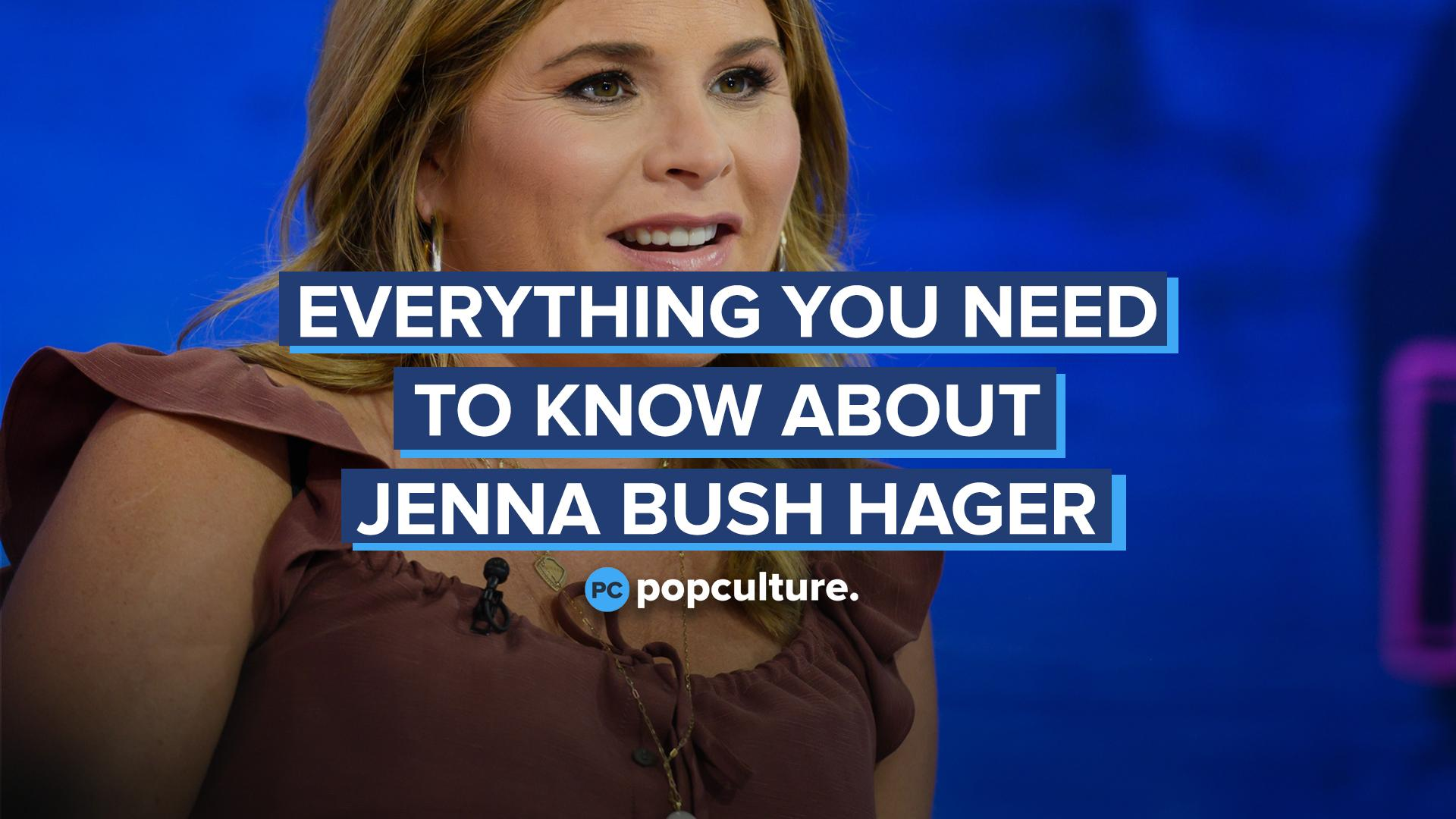 Everything You Need to Know About Jenna Bush Hager screen capture