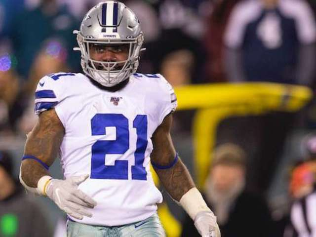 Ezekiel Elliott Posts Cryptic Message After Cowboys Fire Jason Garrett