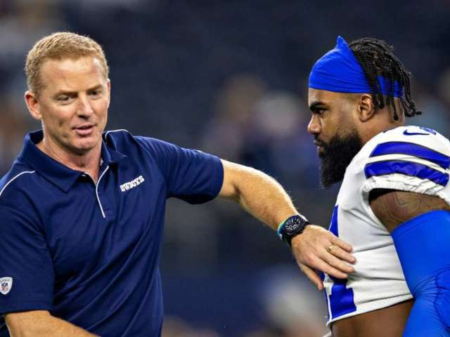 Ezekiel Elliott's Cryptic Message After Jason Garrett's Firing Sparks Debate Among Cowboys Fans
