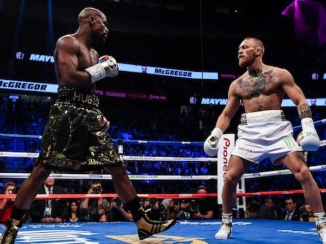 Floyd Mayweather Reportedly 'Blew up' Dana White's Phone During Conor McGregor's Comeback Fight