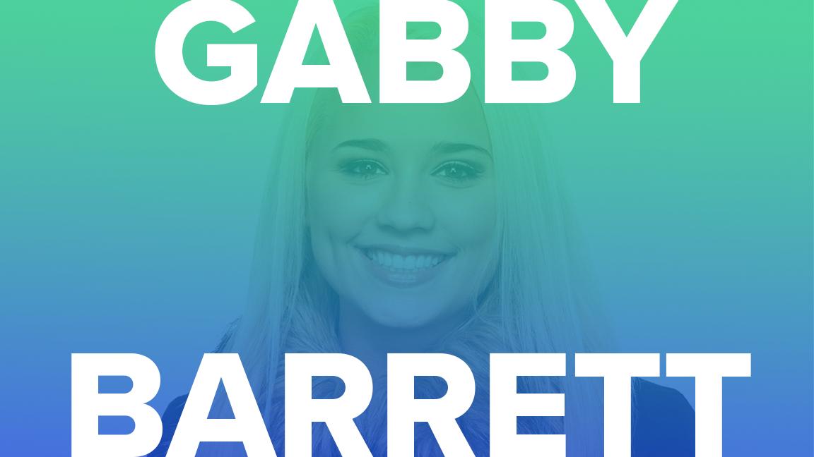 Gabby Barrett Talks 'American Idol' - PopCulture Interview screen capture