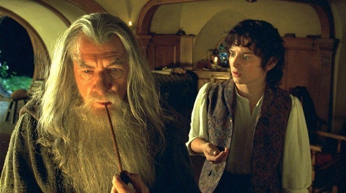 gandalf-frodo-lord-of-the-rings-getty