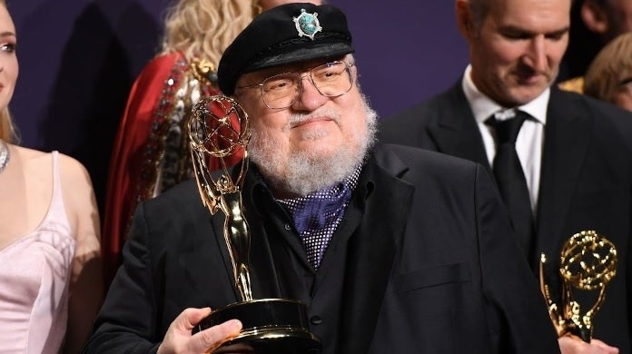 george rr martin emmys getty images